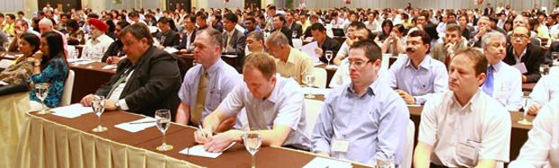 Conference Delegates picture